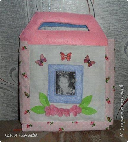 дом-книга для куклы фото 1