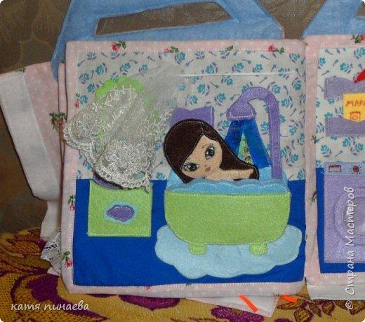 дом-книга для куклы фото 11