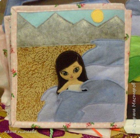 дом-книга для куклы фото 14