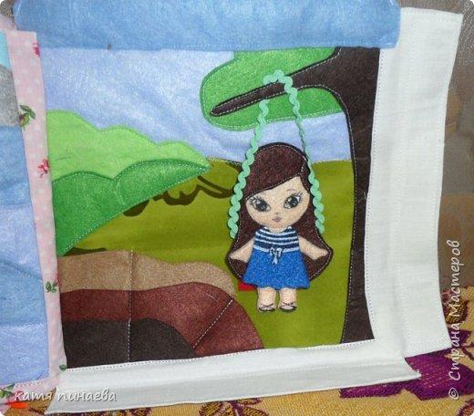 дом-книга для куклы фото 15