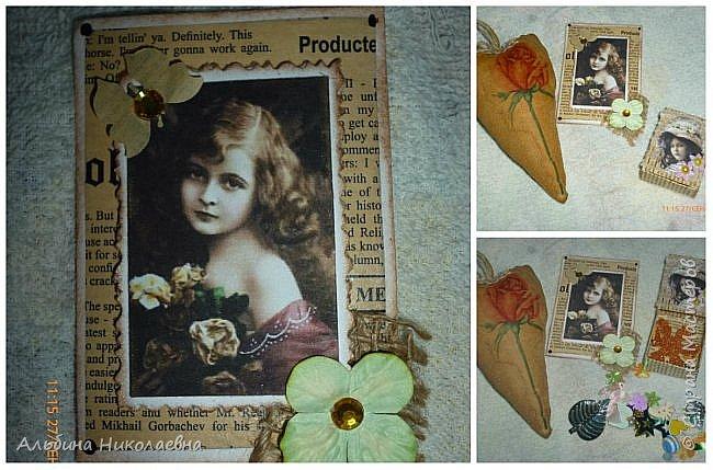 Здравствуйте мастера и мастерицы! Вчера у меня было нашествие посылочек, и в суматохе почта не отдала еще одну посылочку, вот сегодня утром сходила и посмотрите какая красота в ней находится. Это карточки от Наташи 16121983, проживающей здесь http://stranamasterov.ru/user/301775 Коробочка совсем крошечная, но сколько красоты в нее вместилось, тут все карточки вместе и их оборотня сторона Все красиво, продумано все до мелочей, хорошие карточки для примера, Спасибо Наташенька за красоту такую. Далее я опишу каждую в отдельности, скорее смотрим. фото 8