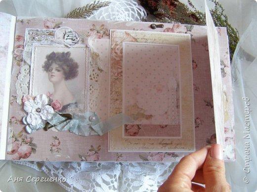 Свадебный альбом в ретро стиле фото 8