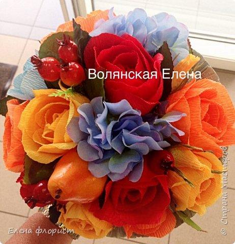 А вот и анемоны..очень интересно их делать,несложно и результат впечатляет,очень красивые цветы А навеяло сделать эту работу-вдохновившись работами моего кумира-Ларисы Тепляковой фото 8