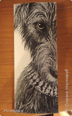 День добрый! Я снова к вам с порцией открыточек, рисованных гелевой ручкой. фото 6