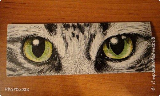 День добрый! Я снова к вам с порцией открыточек, рисованных гелевой ручкой. фото 5