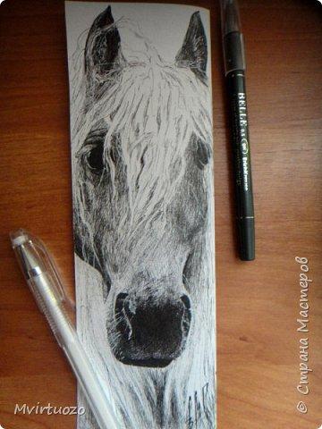 День добрый! Я снова к вам с порцией открыточек, рисованных гелевой ручкой. фото 3