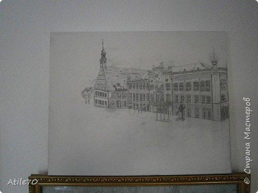 Kartina 40x60. Eto centr nashego goroda v Saxoniji, Zwickau фото 3