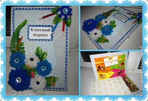 Подарки из конфет фото 6