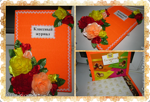 Подарки из конфет фото 8