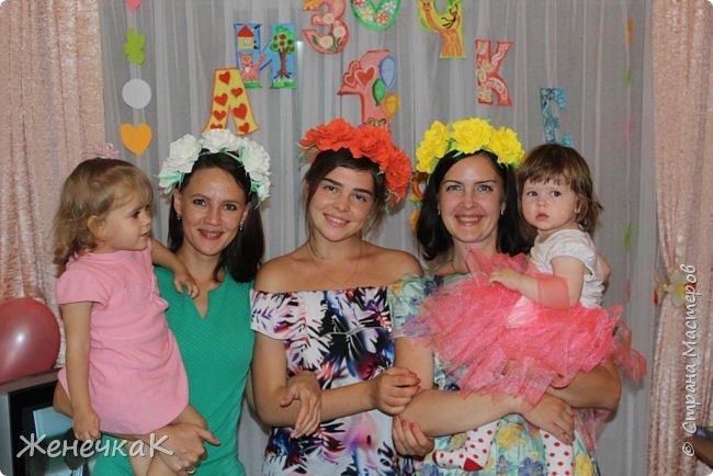 Ободочки девочкам для фотосессии. Ссылка на мк  по розам http://stranamasterov.ru/node/270854?c=favorite фото 14