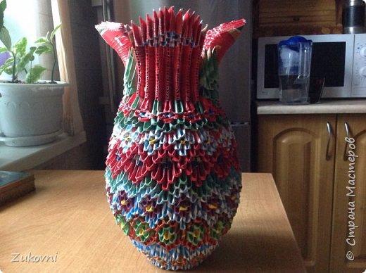 Распускающийся бутон- ваза фото 1