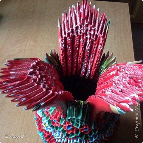 Распускающийся бутон- ваза фото 6
