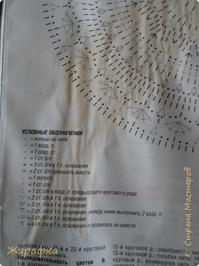 Мини салфеточка-подставка под горячее. фото 9