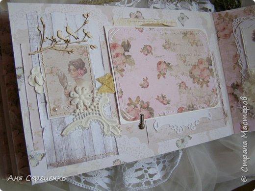Свадебный альбом в ретро стиле фото 16