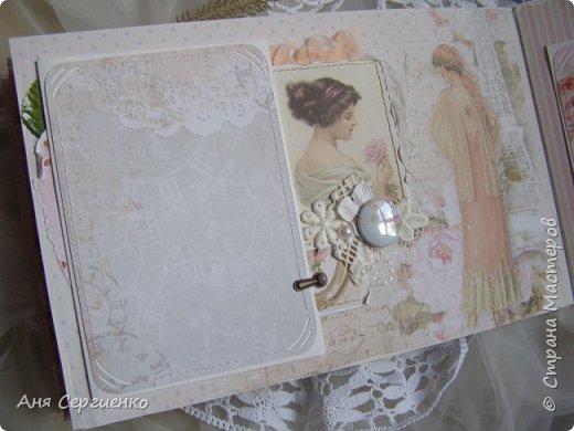 Свадебный альбом в ретро стиле фото 12