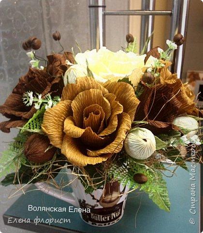 А вот и анемоны..очень интересно их делать,несложно и результат впечатляет,очень красивые цветы А навеяло сделать эту работу-вдохновившись работами моего кумира-Ларисы Тепляковой фото 11