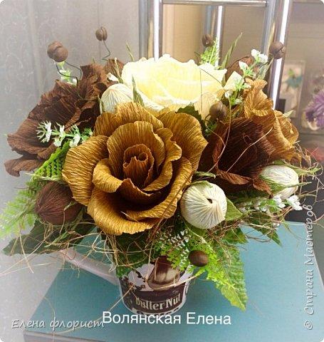 А вот и анемоны..очень интересно их делать,несложно и результат впечатляет,очень красивые цветы А навеяло сделать эту работу-вдохновившись работами моего кумира-Ларисы Тепляковой фото 13