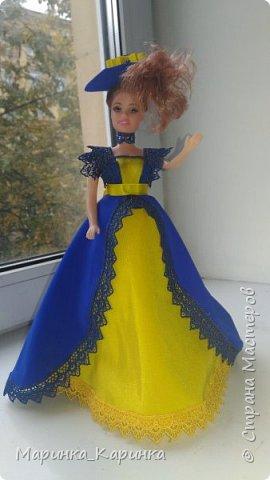 Всем добрый день! Это моя первая куколка. фото 2