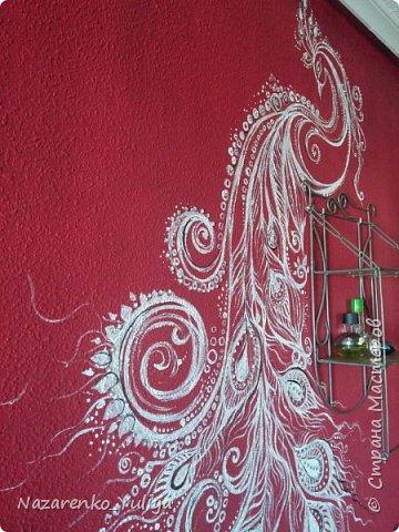 Понадобиться: желание, стена и краска) фото 6