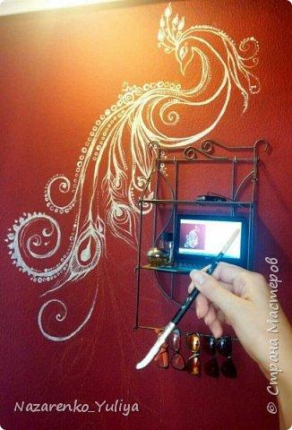 Понадобиться: желание, стена и краска) фото 3