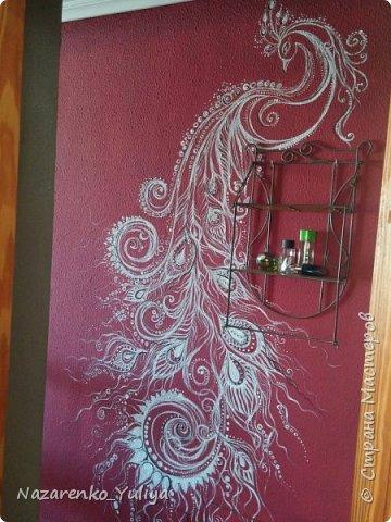Понадобиться: желание, стена и краска) фото 1