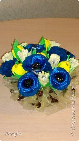 мой любимый синий цвет ....  фото 2