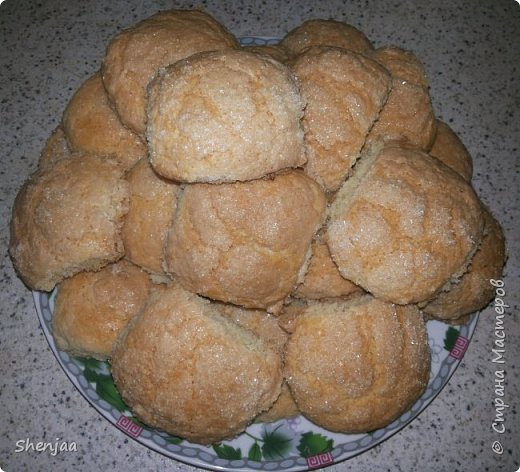 Простое песочное печенье фото 1