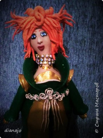 куклы из холодного фарфора фото 1
