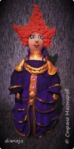 куклы из холодного фарфора фото 2