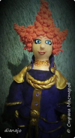 куклы из холодного фарфора фото 3