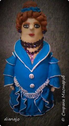 куклы из холодного фарфора фото 5