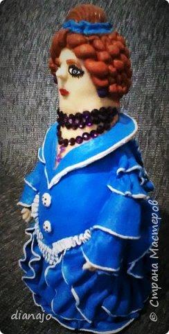 куклы из холодного фарфора фото 6