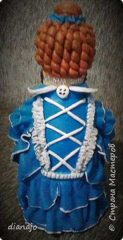 куклы из холодного фарфора фото 7