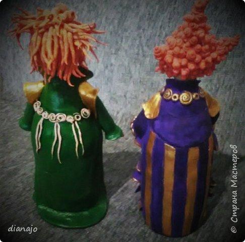 куклы из холодного фарфора фото 8