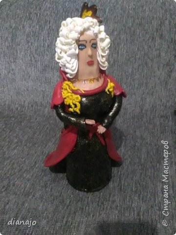 куклы из холодного фарфора фото 10