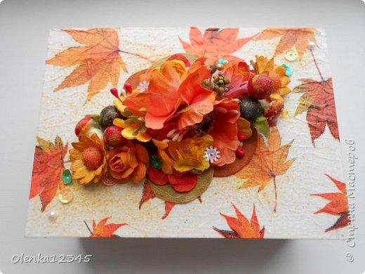 Осенний обмен открытками фото 7