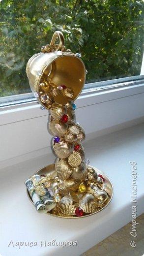 Чашка в дополнение к подарку для свекрови моей младшей дочки,надеюсь,ей понравится. фото 1