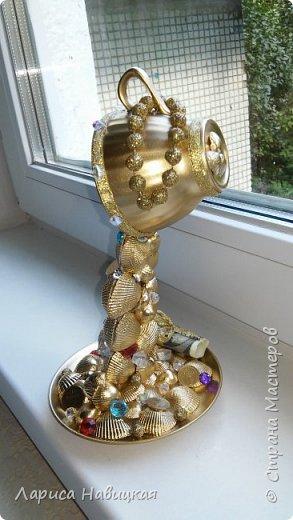 Чашка в дополнение к подарку для свекрови моей младшей дочки,надеюсь,ей понравится. фото 3