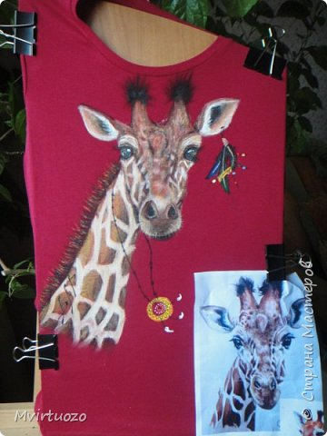 Здравствуйте, мои дорогие! И снова выношу на ваш суд футболочки для мамы и дочки - постаралась в одном этно-стиле.. фото 11