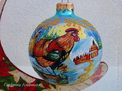 Добрый вечер,Страна! Сегодня я к Вам со своими ёлками-подвесками для новогодних шаров! Подробный мастер-класс по их изготовлению можно посмотреть здесь http://stranamasterov.ru/node/985879 Работ много,как и фотографий! фото 13