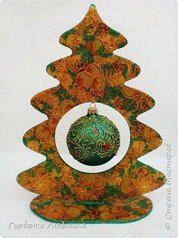 Добрый вечер,Страна! Сегодня я к Вам со своими ёлками-подвесками для новогодних шаров! Подробный мастер-класс по их изготовлению можно посмотреть здесь http://stranamasterov.ru/node/985879 Работ много,как и фотографий! фото 21