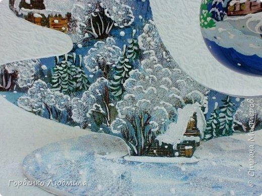 Добрый вечер,Страна! Сегодня я к Вам со своими ёлками-подвесками для новогодних шаров! Подробный мастер-класс по их изготовлению можно посмотреть здесь http://stranamasterov.ru/node/985879 Работ много,как и фотографий! фото 4