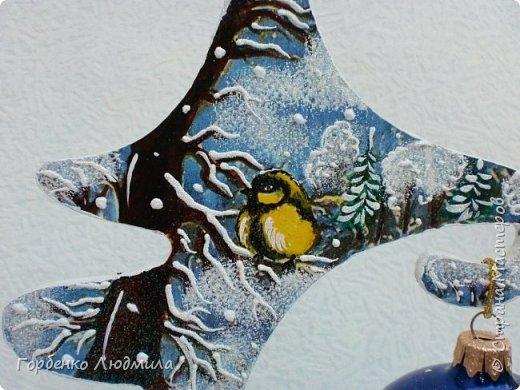 Добрый вечер,Страна! Сегодня я к Вам со своими ёлками-подвесками для новогодних шаров! Подробный мастер-класс по их изготовлению можно посмотреть здесь http://stranamasterov.ru/node/985879 Работ много,как и фотографий! фото 5