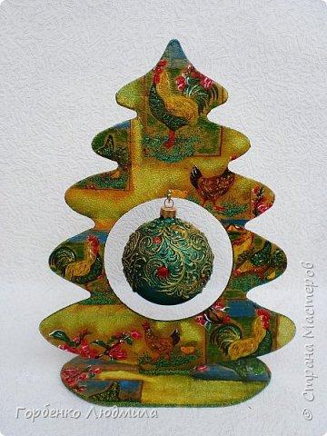 Добрый вечер,Страна! Сегодня я к Вам со своими ёлками-подвесками для новогодних шаров! Подробный мастер-класс по их изготовлению можно посмотреть здесь http://stranamasterov.ru/node/985879 Работ много,как и фотографий! фото 32