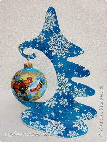 Добрый вечер,Страна! Сегодня я к Вам со своими ёлками-подвесками для новогодних шаров! Подробный мастер-класс по их изготовлению можно посмотреть здесь http://stranamasterov.ru/node/985879 Работ много,как и фотографий! фото 35