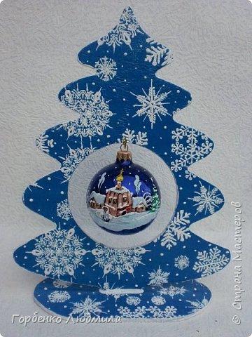 Добрый вечер,Страна! Сегодня я к Вам со своими ёлками-подвесками для новогодних шаров! Подробный мастер-класс по их изготовлению можно посмотреть здесь http://stranamasterov.ru/node/985879 Работ много,как и фотографий! фото 38