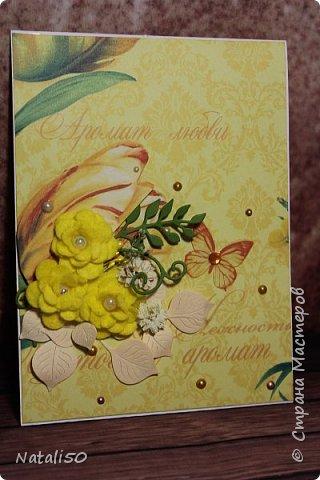 Вчера получила посылочку по игре-обмену осенними открытками.Организовала ее Olenka12345 - http://stranamasterov.ru/node/1048353?c=favorite  ,а подарочки я получила от Надежды - проживает она вот здесь - http://stranamasterov.ru/user/372477   Общее фото  фото 2