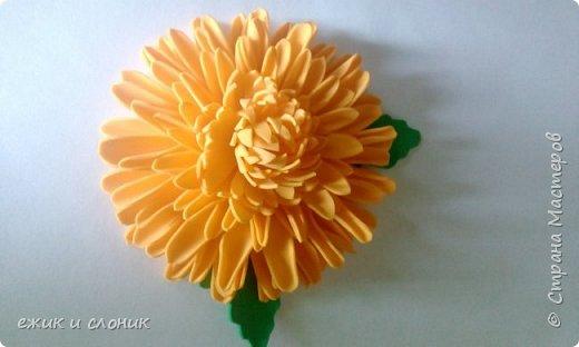 Брошь-роза фото 4
