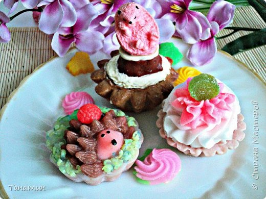 "Тортик ""Лесная сказка"" фото 3"