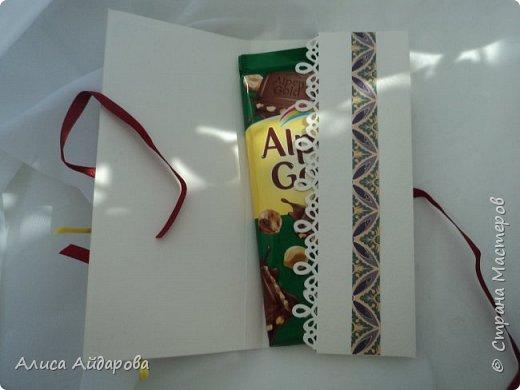 Сделала шоколадницы для учителей любимой школы.  фото 2